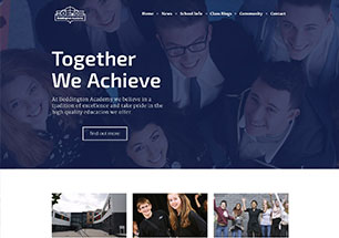 Beddington Academy Website