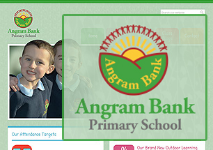 Angram Bank Primary School Website