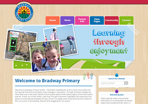 Bradway Primary School Website