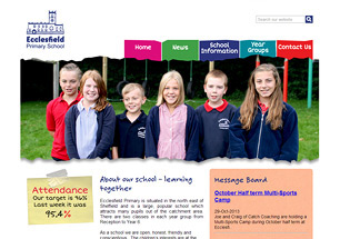 Ecclesfield Primary School Website